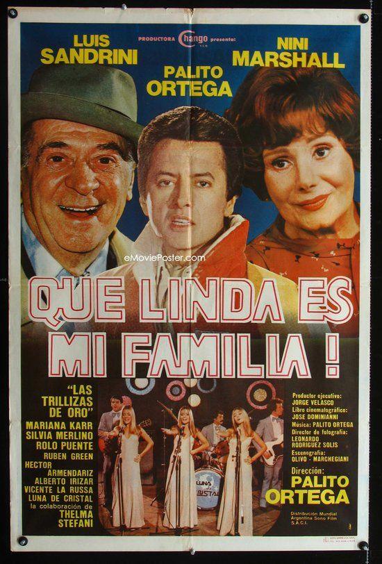 ?Que linda es mi familia! movie