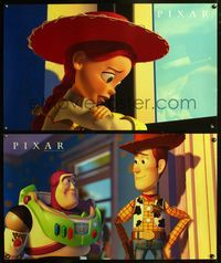7x353 TOY STORY 2 2 special 22x38s '99 Woody, Buzz Lightyear, Disney and Pixar animated sequel!