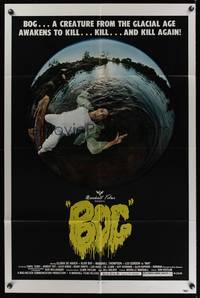 8m080 BOG 1sh '78 Aldo Ray, Gloria De Haven, creepy fish-eye design!