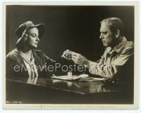 9g044 BIRDMAN OF ALCATRAZ 8x10 still '62 Burt Lancaster proposes to Betty Field in prison!