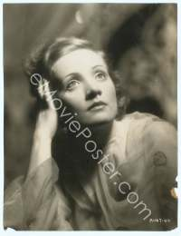 9g047 BLONDE VENUS 7x9.5 still '32 angelic-loyal-wife-turned-prostitute Marlene Dietrich!