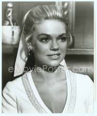 9g050 BOB & CAROL & TED & ALICE English 8x10 still '69 great close up of beautiful Dyan Cannon!