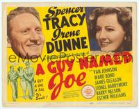 9k047 GUY NAMED JOE TC '44 World War II pilot Spencer Tracy loves Irene Dunne after death!