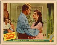 1d025 FIGHTING O'FLYNN signed LC #6 '49 by Douglas Fairbanks Jr., who's in a romantic close up!