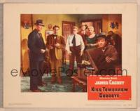 1d030 KISS TOMORROW GOODBYE signed LC #5 '50 by Steve Brodie, who's with James Cagney & Ward Bond!
