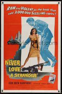 Never a stranger love pdf