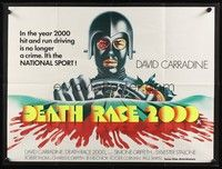 5p072 DEATH RACE 2000 British quad '75 hit & run driving isn't a felony, it's a national sport!