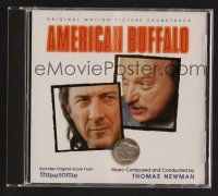 8h097 AMERICAN BUFFALO compilation CD '96 original score by Thomas Newman + music from Threesome!!