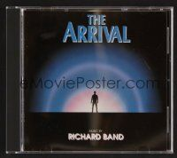 8h103 ARRIVAL soundtrack CD '92 original score by Richard Band!