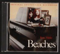 8h112 BEACHES soundtrack CD '90 original score by Bette Midler!