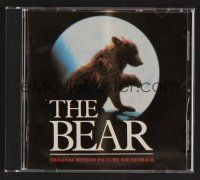 8h113 BEAR soundtrack CD '89 original score by Philippe Sarde, Bill Byers, Courage & Savina!