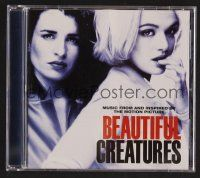 8h115 BEAUTIFUL CREATURES soundtrack CD '03 original score by Connie Francis, Sandie Shaw & more!