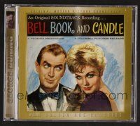 8h117 BELL, BOOK & CANDLE compilation CD '06 original score by George Duning + 1001 Arabian Nights!