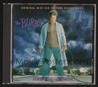 8h118 BURBS soundtrack CD '89 original score by Jerry Goldsmith, limited edition 2478/2500!
