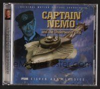 8h120 CAPTAIN NEMO & THE UNDERWATER CITY soundtrack CD '09 Angela Morley, ltd edition of 1500!