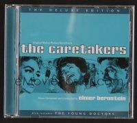 8h121 CARETAKERS compilation CD '08 Elmer Bernstein + music from Young Doctors, ltd. ed. of 1500!!