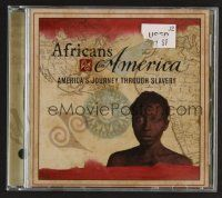 8s102 AFRICANS IN AMERICA: AMERICA'S JOURNEY THROUGH SLAVERY TV soundtrack CD '98 original score!