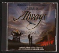 8s109 ALWAYS soundtrack CD '90 Steven Spielberg, original score by John Williams!
