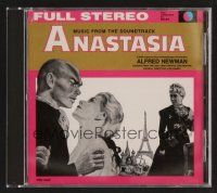 8s110 ANASTASIA soundtrack CD '93 original score by Alfred Newman and Ken Darby!