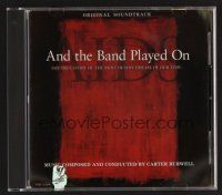 8s111 AND THE BAND PLAYED ON TV soundtrack CD '93 original score by Carter Burwell!