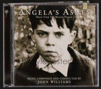 8s112 ANGELA'S ASHES soundtrack CD '99 original score composed & conducted by John Williams!