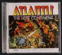 8s114 ATLANTIS THE LOST CONTINENT soundtrack CD '05 original score by Russell Garcia!