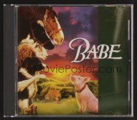 8s115 BABE soundtrack CD '95 original score by Nigel Westlake & Victorian Philharmonic Orchestra!