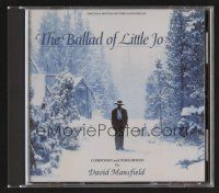 8s119 BALLAD OF LITTLE JO soundtrack CD '93 original score by David Mansfield!