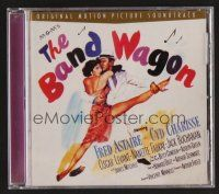 8s120 BAND WAGON soundtrack CD '96 original score by Howard Dietz & Arthur Schwartz!