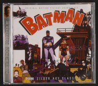 8s121 BATMAN soundtrack CD '05 original score composed by Nelson Riddle, limited edition!