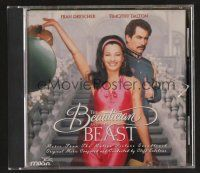 8s122 BEAUTICIAN & THE BEAST soundtrack CD '97 original score by Cliff Eidelman!