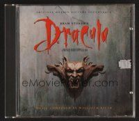8s126 BRAM STOKER'S DRACULA soundtrack CD '92 Francis Ford Coppola, orig. score by Wojciech Kilar!