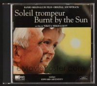 8s127 BURNT BY THE SUN French soundtrack CD '95 original score by Edward Artemyev!