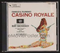 8s128 CASINO ROYALE soundtrack CD '90 James Bond, original score by Burt Bacharach!