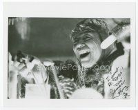 9a066 JAMES HONG signed 8x10 REPRO still '80s in his 'I just do eyes' scene from Blade Runner!