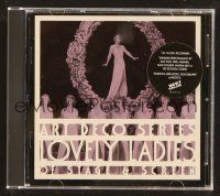 9a099 ART DECO SERIES: LOVELY LADIES OF STAGE & SCREEN compilation CD '94 Mae West, Merman & more!