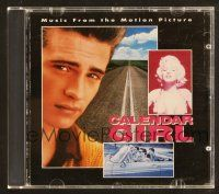 9a105 CALENDAR GIRL soundtrack CD '93 movie music by Theory, Ten City, Aaron Neville, and more!
