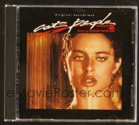 9a107 CAT PEOPLE soundtrack CD '92 original motion picture score by Giogio Moroder!