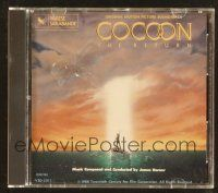 9a112 COCOON THE RETURN soundtrack CD '95 original motion picture score by James Horner!