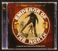 9a120 EMPEROR OF THE NORTH POLE compilation CD '08 original score by Frank DeVol!