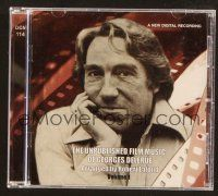 9a124 GEORGES DELERUE soundtrack CD '04 music from Nobody Runs Forever, Women of Valor & more!
