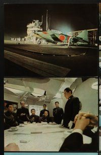 9c015 TORA TORA TORA 15 color 11x14 stills '70 re-creation of incredible attack on Pearl Harbor!