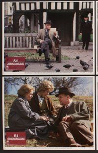 9c058 84 CHARING CROSS ROAD 8 LCs '87 Anthony Hopkins & Anne Bancroft, Judi Dench!