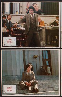 9c066 AND JUSTICE FOR ALL 8 LCs '79 directed by Norman Jewison, Al Pacino is out of order!