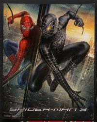 9c036 SPIDER-MAN 3 10 int'l LCs '07 Sam Raimi, Tobey Maguire, sexy Kirsten Dunst, James Franco