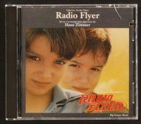 9g158 RADIO FLYER soundtrack CD '92 original motion picture score by Hans Zimmer!