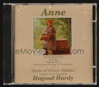9k105 ANNE OF GREEN GABLES TV soundtrack CD '87 original movie score by Hagood Hardy!