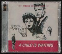 9k114 CHILD IS WAITING soundtrack CD '10 Intrada Special Collection Vol 127, music by Ernest Gold!