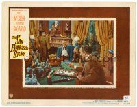 9r062 SAN FRANCISCO STORY signed LC #3 '52 by Joel McCrea, who's sitting in a fancy office!