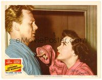 9r050 GROUNDS FOR MARRIAGE signed LC #4 '51 by Kathryn Grayson, who's angry at Van Johnson!